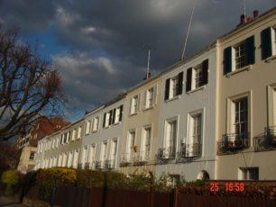 St John's Wood Terrace | Bridget Clarke