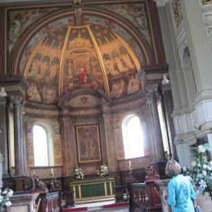 St Marylebone church | Bridget Clarke