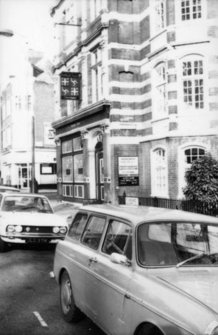 Portland Arms, 1970s | Westminster Archives