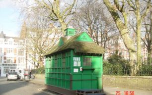 The First Cabbie Shelter