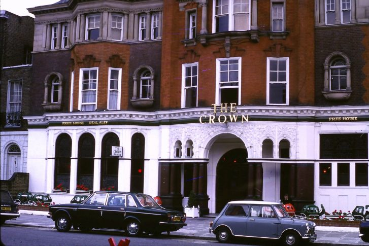 The Crown (gone)