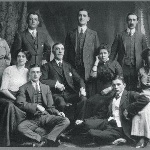 Leamy family circa 1903 or 04 | Stuart Leamy