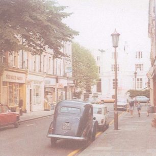 Nugent Terrace in the 1970s