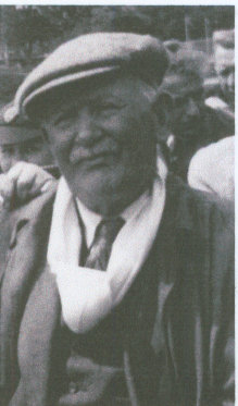 Grandad Betts,my mother's father | Reg Page