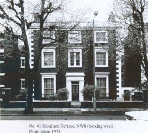 41 Hamilton Terrace