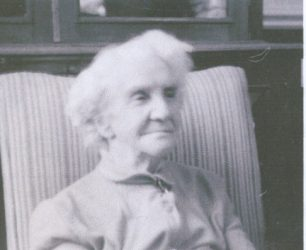 Grandma Page, my father's mother | Reg Page
