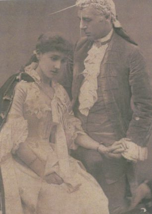 Sir Charles and Mary Moore | with permission  NPGx 12589