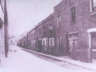 Townshend Cottages | John Disson