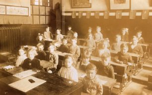 Barrow Hill School in the 1920s