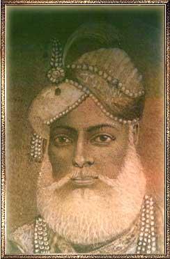 A Portrait of Mohammed Ali Khan Walajah (1717-1795) | Wikipedia