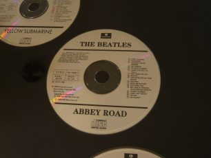 Abbey Road recording | Louise Brodie