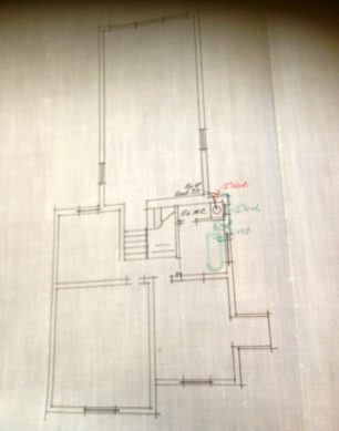 Application for new bathroom | Westminster  City Archives