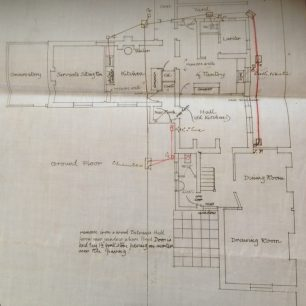 Curtis Green drawing | Westminster City Archives