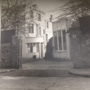 12 Elm Tree Road altered by Curtis Green | Westminster City Archives