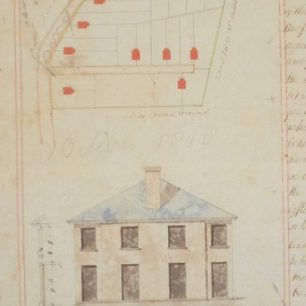 Early plan for Elm Tree Road as cul de sac | Westminster Archives