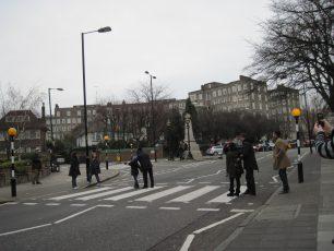 Tourists on the crossing | Bridget Clarke