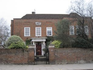 Mr & Mrs Sieff's house in Queens Grove | Bridget Clarke