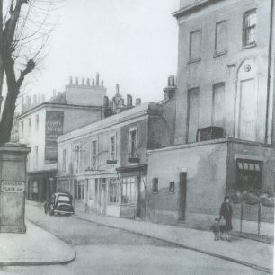 Violet Hill drawing | City of Westminster Archives
