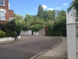 Garden Road   Bridget Clarke