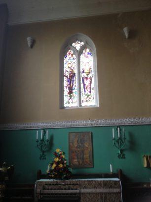 Memorial window to Sigismund Goetze, St Marks Hamilton Terrace | Bridget Clarke