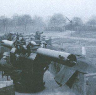 Range finder and predictor Primrose Hill 1939 | War Office 2nd World War official collection