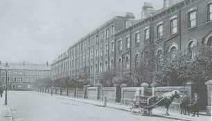 Hamilton Gardens   City of Westminster Archives