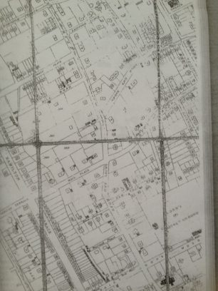 Lucas's map of 1846   City of Westminster Archives
