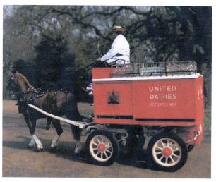 United dairies cart | www.copyright-free-pictures.org.uk