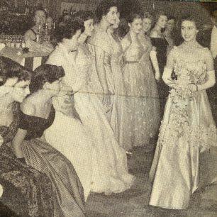 Princess Margaret at Selfridges Ball