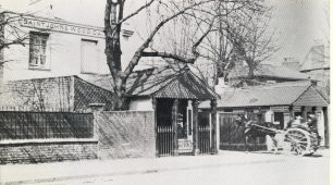 The Dairy in Acacia Road | Westminster Archives
