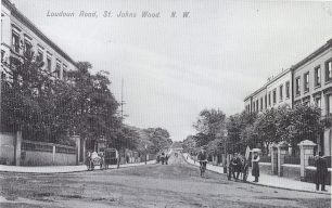 St John's Wood then and now
