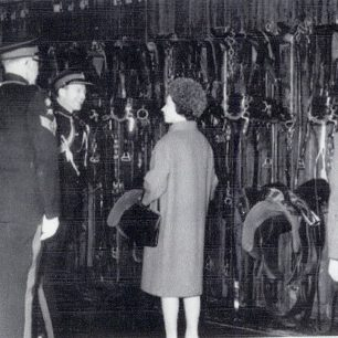 The Queen's visit in 1962 | Westminster Archives