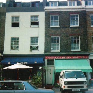10 Blenheim Terrace mid 1970s | Clare Bonnefin