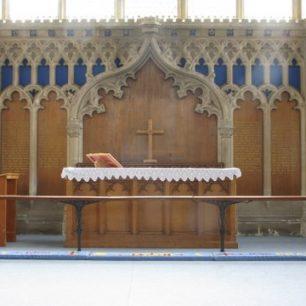 St Matthew Grandpont | Margot Edmonds