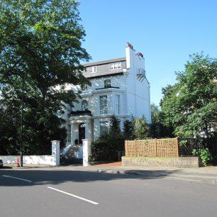 St John's Wood Park - the only original house remaining in the 21st century | Bridget Clarke