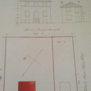 1825 lease of oldest house | Westminster Archives EE2651/52