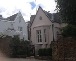 Greville Road   Bridget Clarke