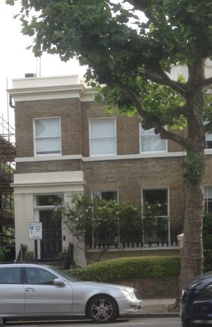 34 Hamilton Terrace 2013 | Bridget Clarke