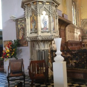 The pulpit | Bridget Clarke