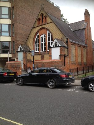 All Saints Church Hall, Queen's Terrace | Bridget Clarke