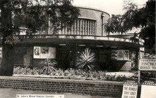 St John's Wood Terrace - 1960s