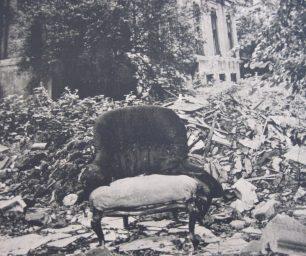 St Johns Wood Park post war