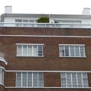 Viceroy Court roofline | Louise Brodie