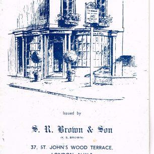 St John's Wood  1919-1995
