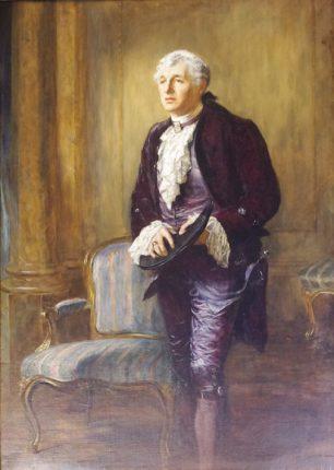 Sir Charles Wyndham | by kind permission of the Garrick Club